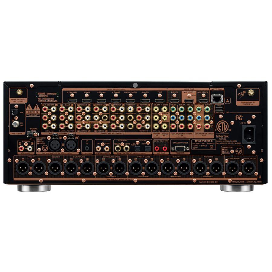 AV8802A - ΠΡΟΕΝΙΣΧΥΤΗΣ AV 13.2 ΚΑΝΑΛΙΩΝ