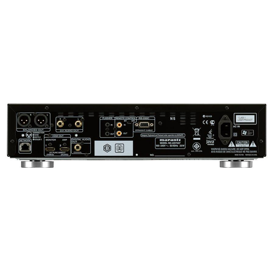 MARANTZ UD7007 - UNIVERSAL 3D BLU-RAY HD PLAYER