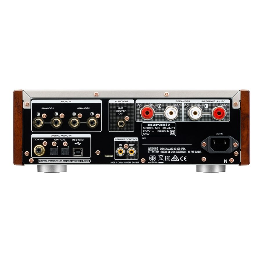 HD-AMP1 Amplifier