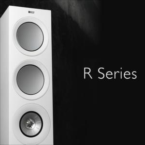 1. KEF R Series